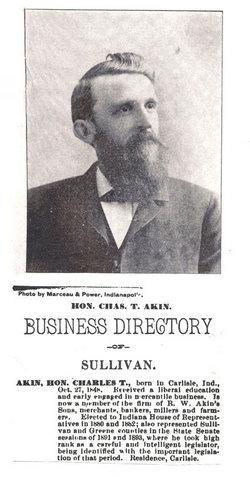 Charles Theodore Akin