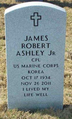 James Robert Ashley, Jr