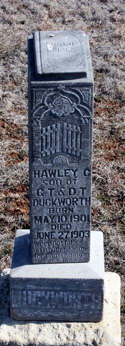 Hawley Duckworth
