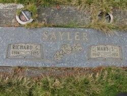 Richard George Sayler