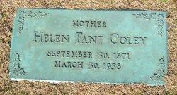 Helen Fant <i>Rucker</i> Coley