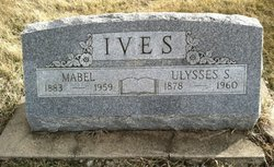Alma Mabel <i>Robinson</i> Ives