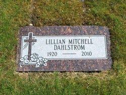Lillian <i>Mitchell</i> Dahlstrom