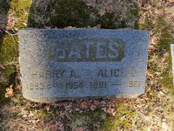 Alice <i>Chandler</i> Bates