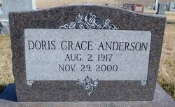 Doris Grace Anderson