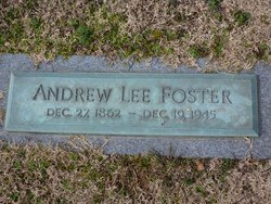 Andrew Lee Foster