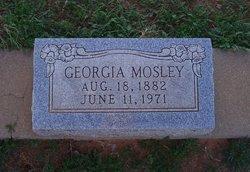 Georgia Irene <i>Baird</i> Mosley