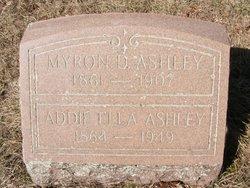 Addie Ella <i>Baker</i> Ashley
