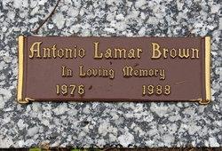 Antonio Lamar Brown