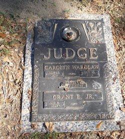 Carolyn Rose <i>Wardlaw</i> Judge