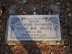 Lillian Mae Arluck