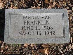 Fannie Mae Franklin