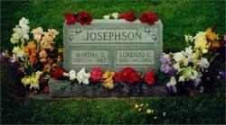 Martha Susan <i>Sanderson</i> Josephson