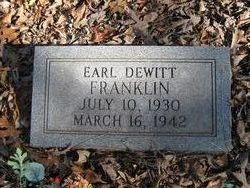 Earl Dewitt Franklin