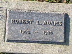 Robert Lawrence Adams