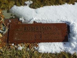 Mabel <i>Laird</i> Robertson