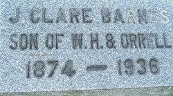 J. Clare Barnes