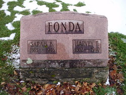 Harvey T. Fonda