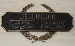 Doris <i>Sellers</i> Dellinger