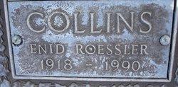 Enid <i>Roessler</i> Collins