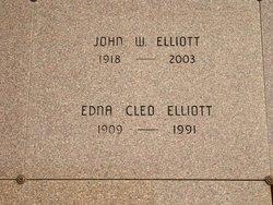 Cleo Elliott