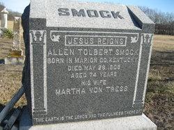 Martha <i>VonTress</i> Smock