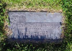Ruby May <i>Frantz</i> Armstrong