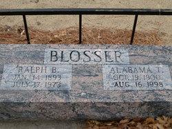 Alabama Taylor <i>White</i> Blosser