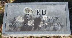 Mary Jane <i>Spence</i> Byrd
