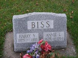 Annie Lora <i>Longenecker</i> Biss