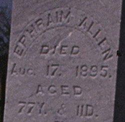 Ephraim Allen
