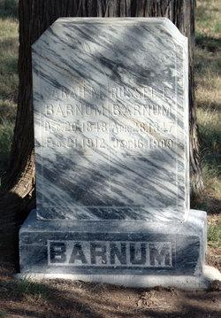 Sarah M. <i>Rolfe</i> Barnum