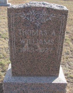 Thomas A Williams