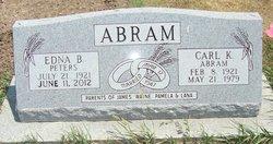 Carl Kenneth Abram
