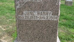 Jane Barry