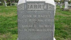 John Wilson Barry
