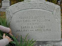 Thomas James Gaddes