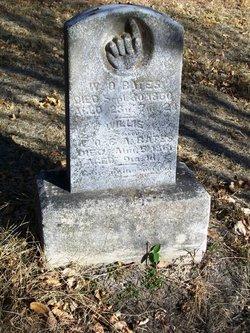 W. O. Bates