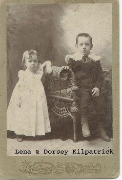 Lena May <i>Kilpatrick</i> Smith Lochridge