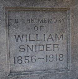 William Snider