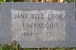 Jane Bell <i>Cook</i> Limbaugh