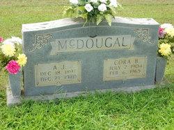 Cora B. McDougal