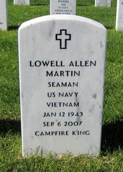 Lowell Allen Martin