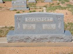 Charles Franklin Charlie Davenport