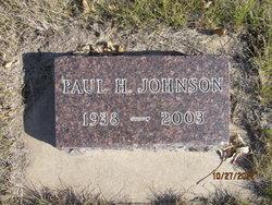 Paul H Johnson