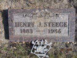 Henry J Steege
