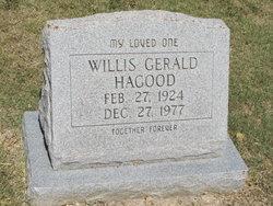 Willis Gerald Hagood