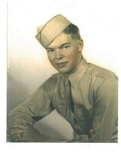 Sgt William Seldon Billy Cassell