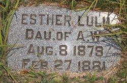 Esther Lulu Berry