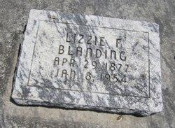 Lizzie F <i>Flinn</i> Blanding